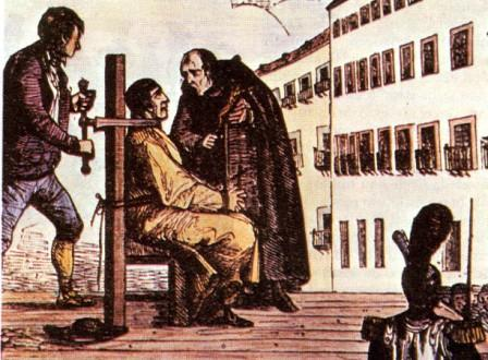historia santa muerte: