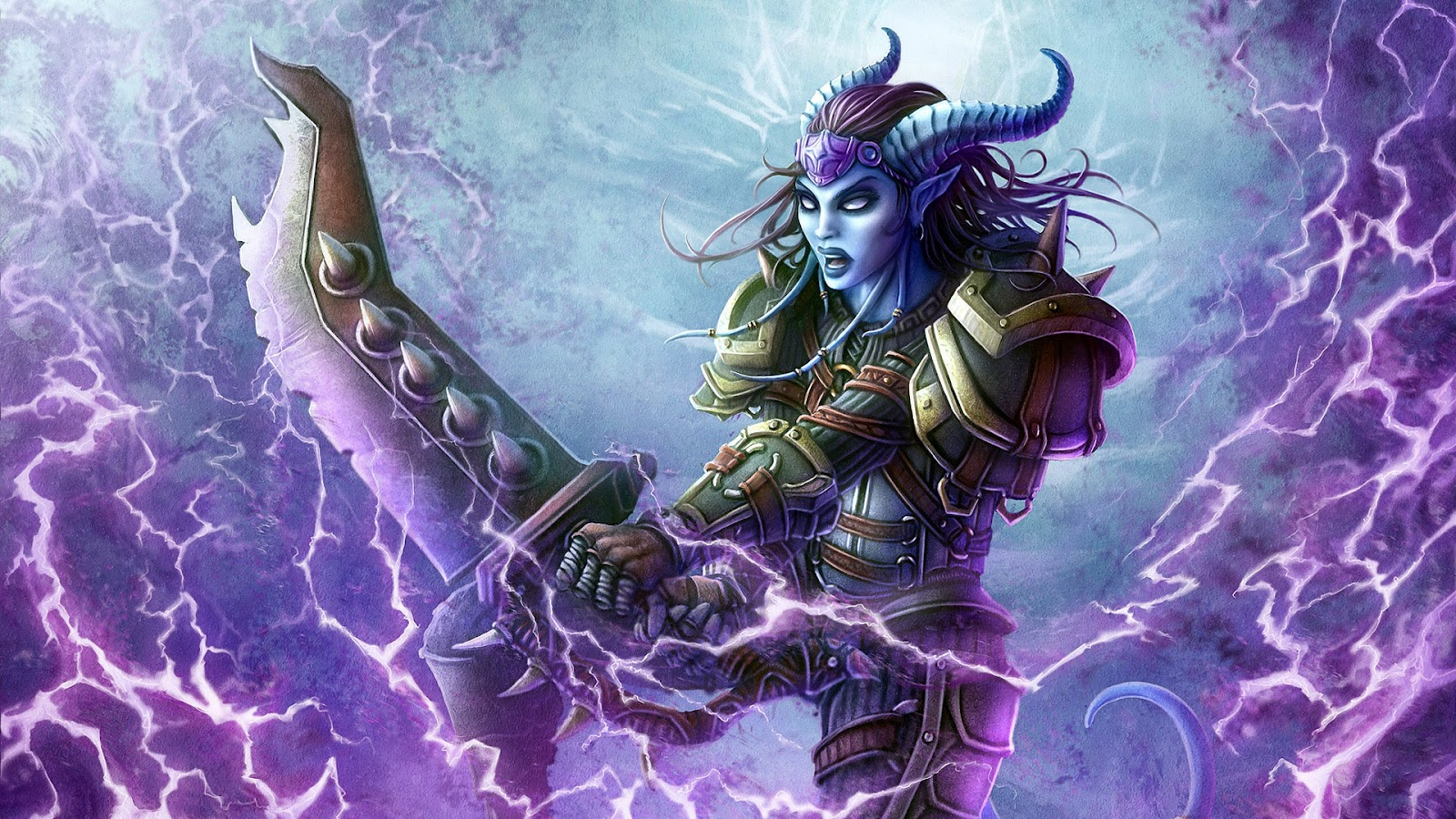 Draenei ecchi wallpaper nudes housewives