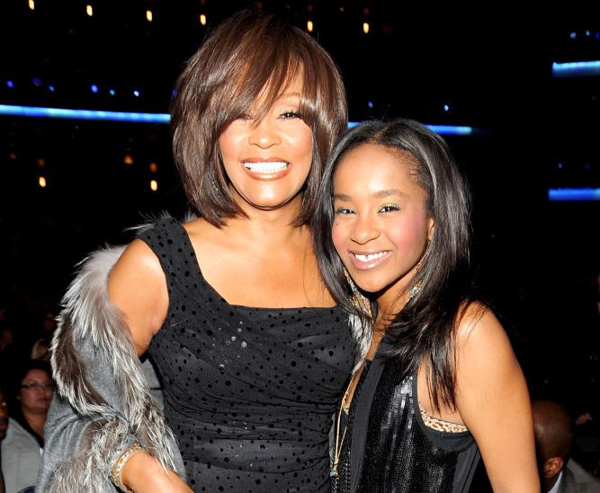 Whitney and Bobbi Kristina were murdered-Leolah Brown | Miss Petite ...