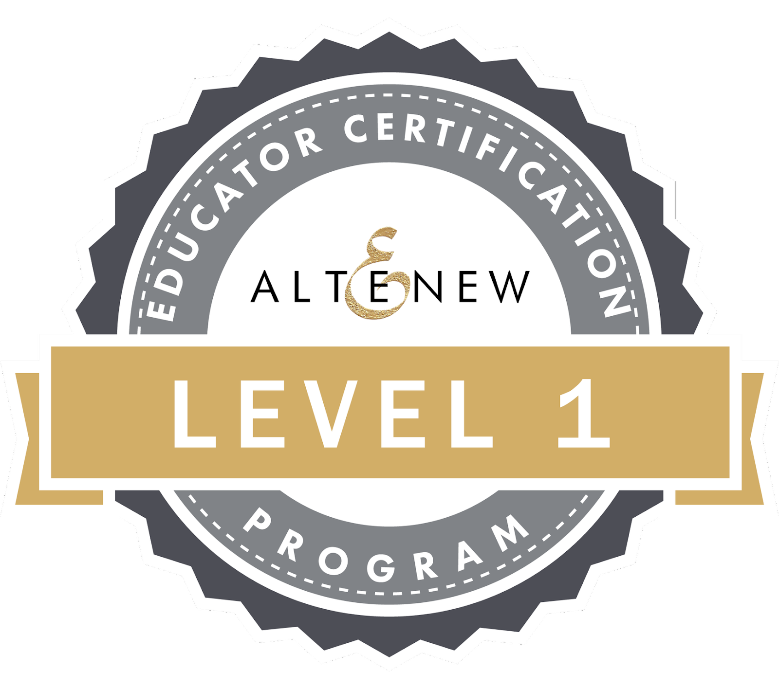 Altenew Educator Level 1