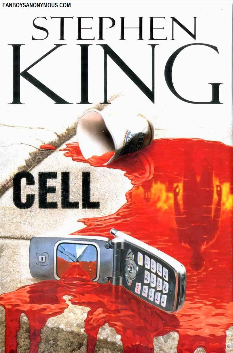 """cell stephen king Fortunately for clay, he does not own a cell phone in the panic to get out of boston and find his way home to his wife and son in maine, he is joined by tom mccourt, a man he meets in the meleé immediately following the pulse and a young girl, alice, who they rescue from being killed by one of the """"crazies""""."""