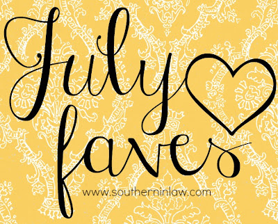 What We've Been Loving in July 2013