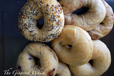 Sourdough Bagels (Sourdough Surprises)