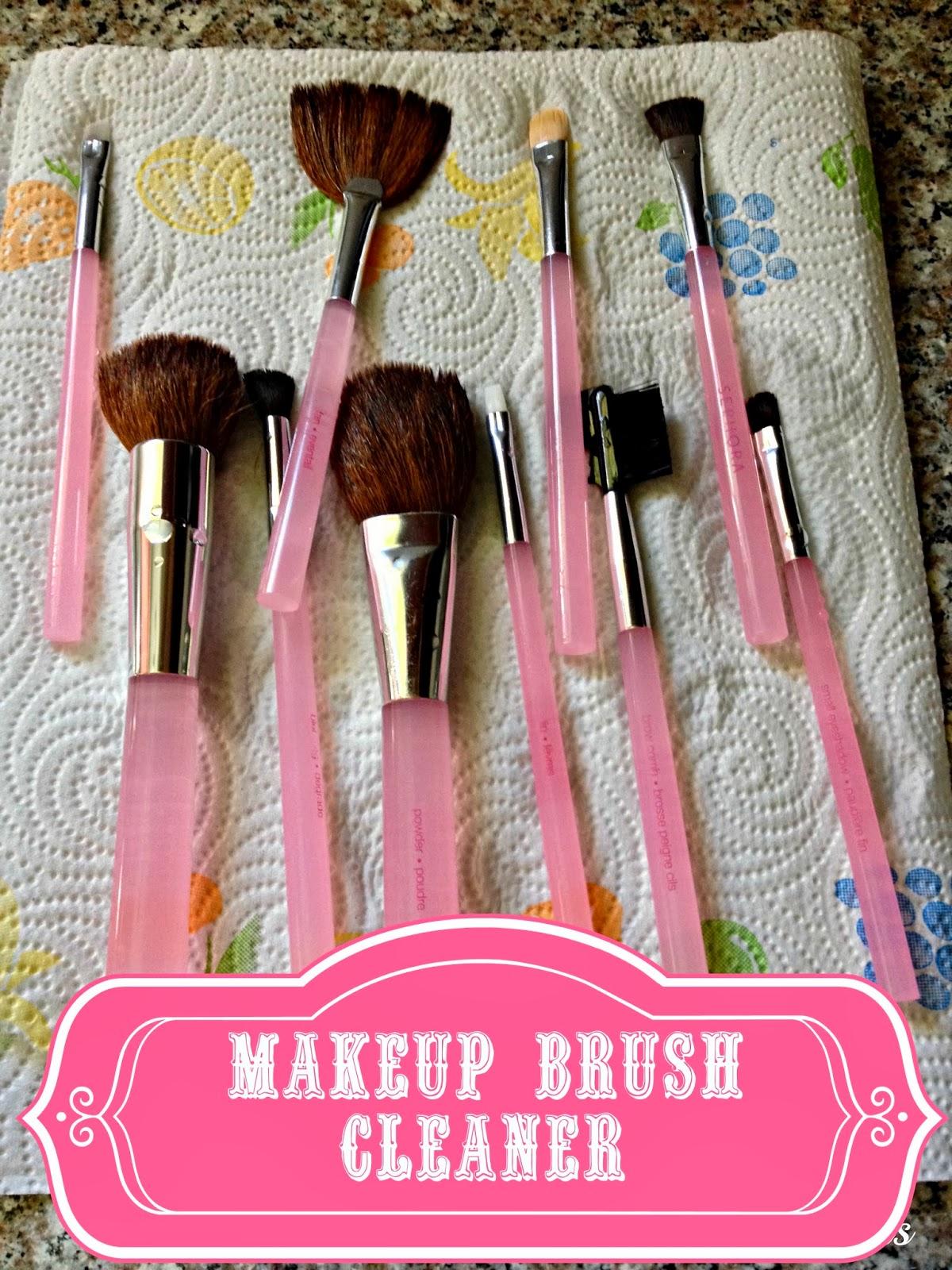 Best makeup brush cleaner