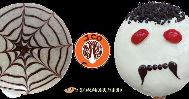 JCo Donuts Halloween