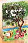 Impressões de Instante - livro de poesia de Lana Mattos
