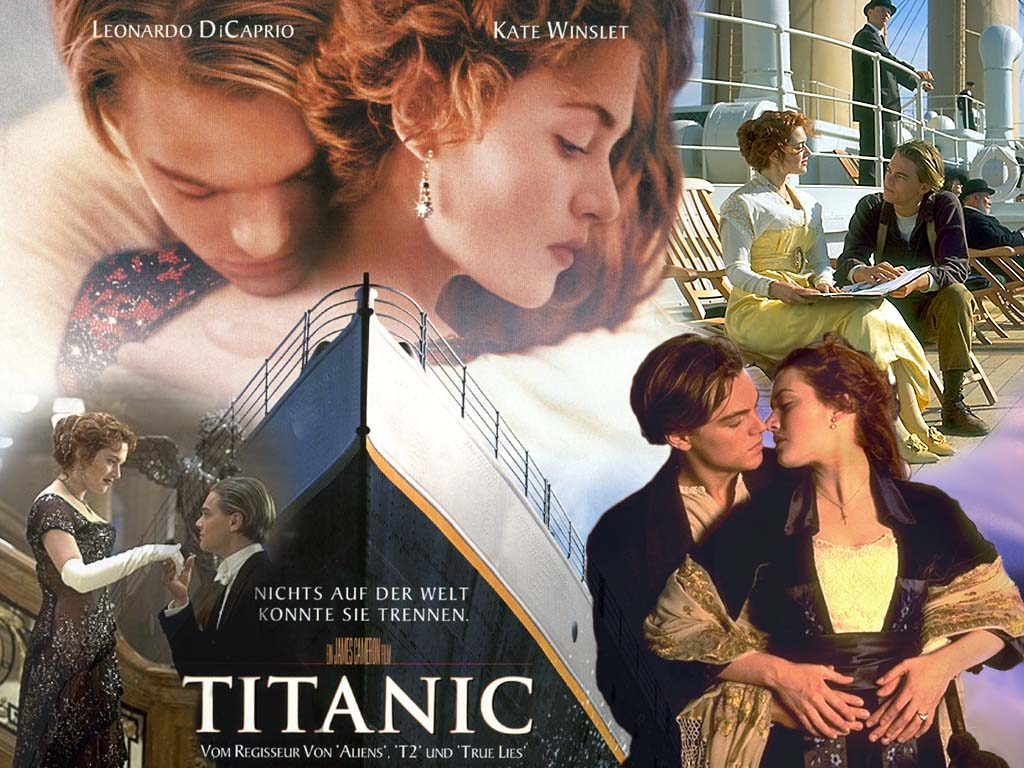 free titanic movies