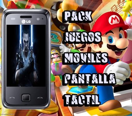 Pack juegos para moviles [Táctiles][Java] Portada+juegos+movil+tactil