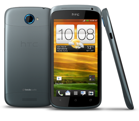 HTC One S Android 4.1