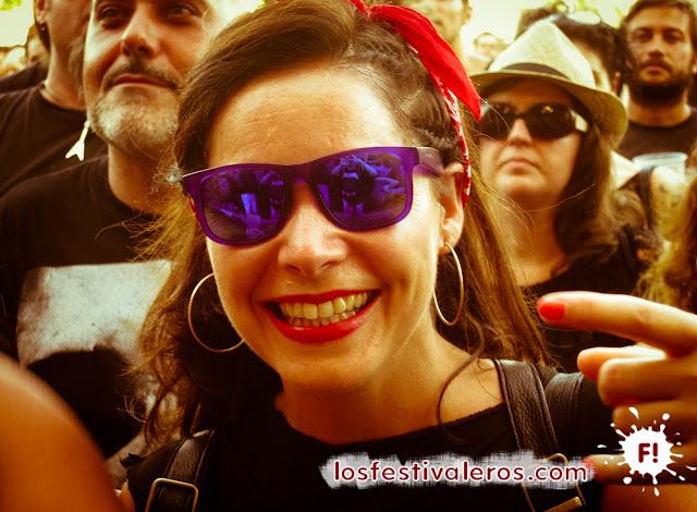 Público. Festival Leyendas del Rock 2015.
