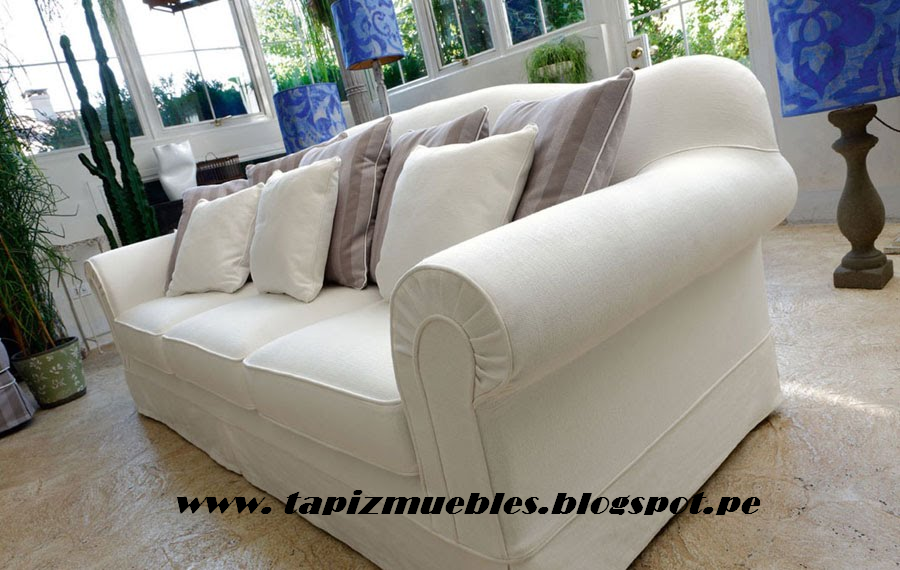 Tapizado de muebles modelos de muebles para tapizar en lima - Materiales para tapizar ...