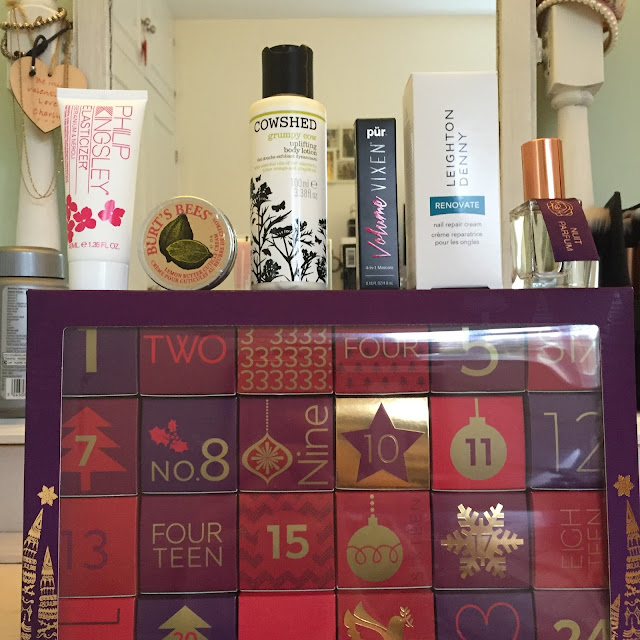 Instagram Blog Catch Up Christmas Marks & Spencer Beauty Advent Calendar 2015
