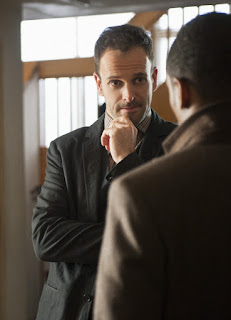 Jonny Lee Miller as Sherlock Holmes CBS Elementary Episode 13 The Red Team