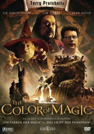 El color de la magia Completa Espa&ntildeol Disponible