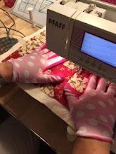Quilten op de naaimachine: nieuwe data