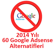 60 Google Adsense Alternatifleri