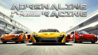 Screenshots of the Adrenaline racing: Hypercars for Android tablet, phone.