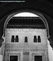 Palacio de Comares - Palace of Comares