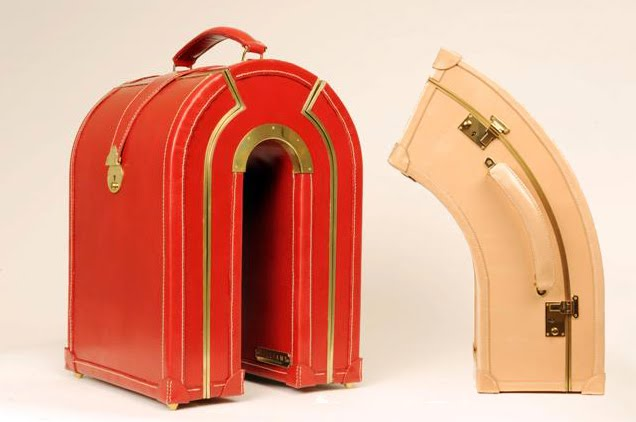 Bespoke Luggage For Classic Cars