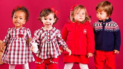 ROPA INFANTIL COLECCIONES VERANO INVIERNO CHARANGA