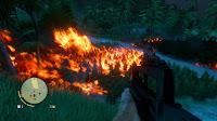 Far cry 3 grass fire