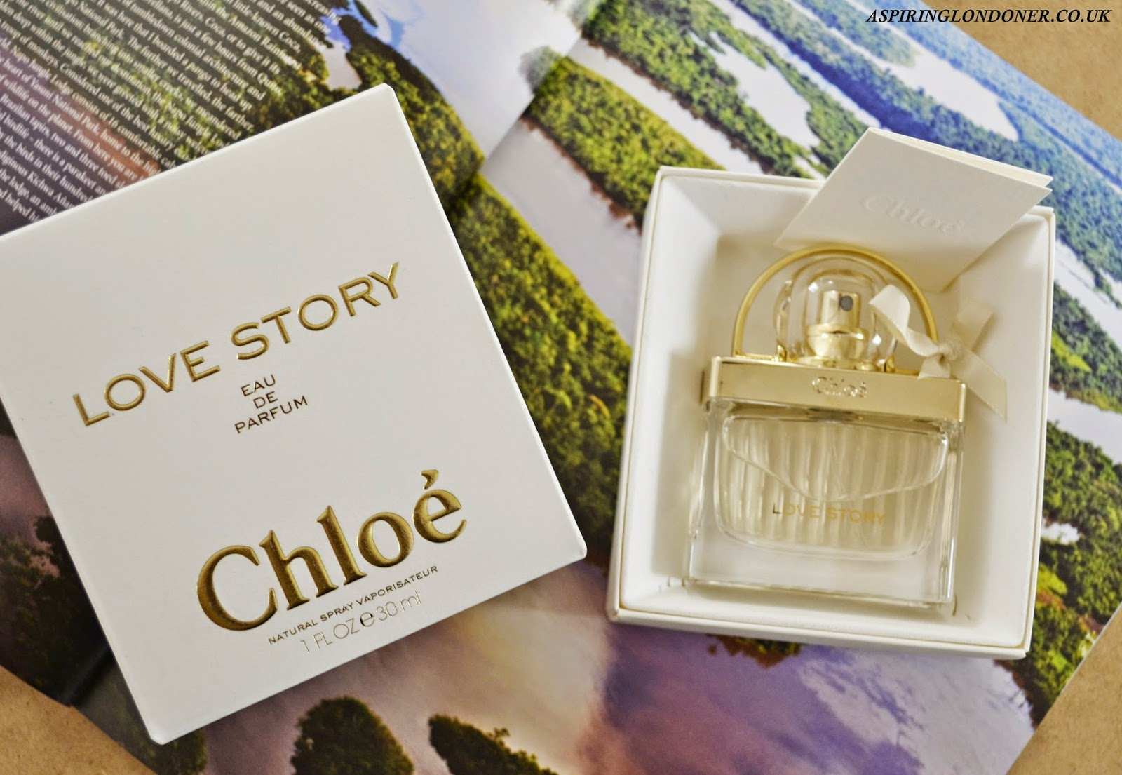 Love Story by Chloe Perfume Review - Aspiring Londoner