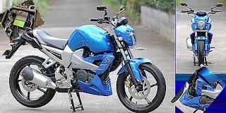 Motor Sport Yamaha Byson