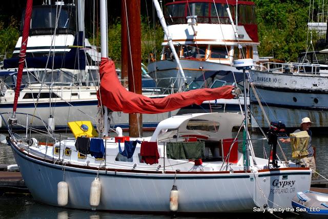Daydreaming of Sailing