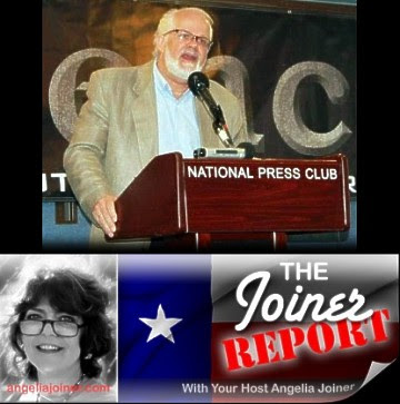 The Joiner Report with guest UFOlogist A.J. Gevaerd