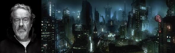 'Blade Runner', la secuela lleva tacones. Making Of blog de cine