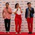 Akimoto Sayaka muncul di acara Mentos Fresh Skydive