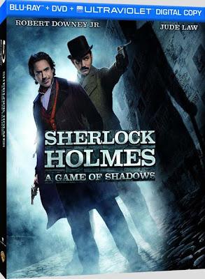 Filme Poster Sherlock Holmes - O Jogo de Sombras BRRip XviD & RMVB Legendado