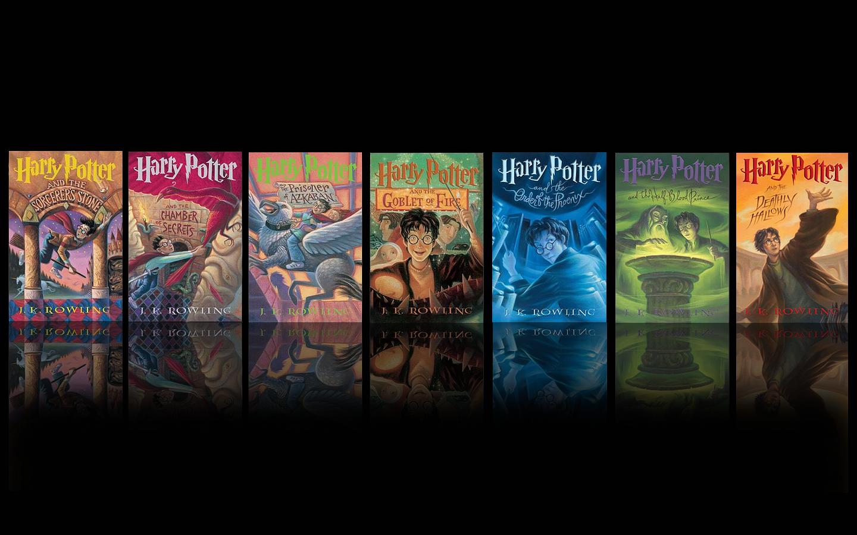 Harry Potter Book Images ~ Lm preston