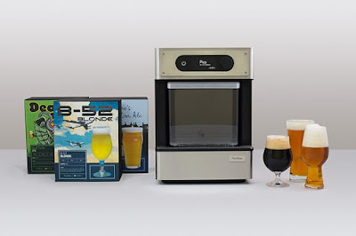 Pico Brew Machine