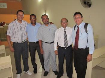 Pastor Cristiano e Pastores de Pernambuco