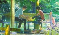 The Garden of Words, Makoto Shinkai, Actu Ciné, Cinéma, Kazé,