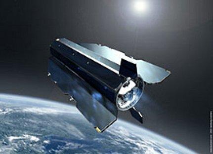 Satelit GOCE (Gravity Field and Steady-State Ocean Circulation Explorer (Peninjau Pusingan Graviti Lautan)