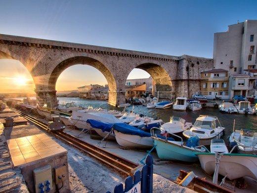 استكشف ميناء مرسيليا أقدم ميناء في فرنسا