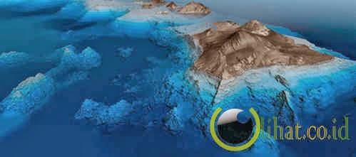 Tsunami di Pulau Aleutian
