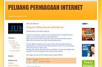 blog perniagaan internet
