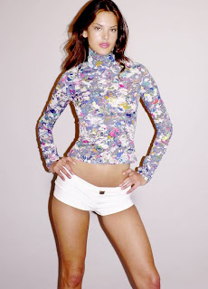 Alessandra Ambrosio Photoshoot Pictures