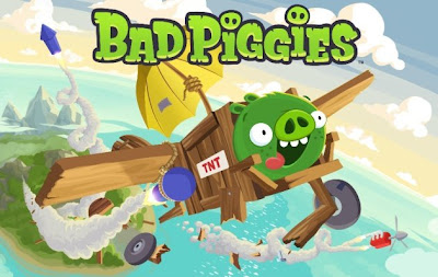 Bad Piggies :Intelligent Computing
