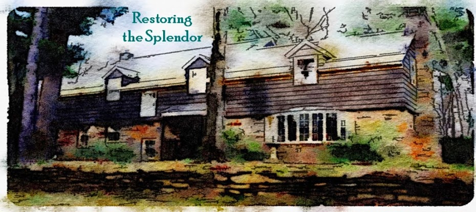Restoring The Splendor Old House Restorations Old Home