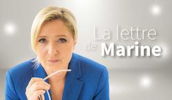 ✓ Marine Le Pen: Mon dernier message...