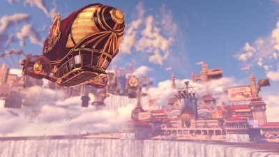 Bioshock Infinite - City In The Sky Trailer - We Know Gamers