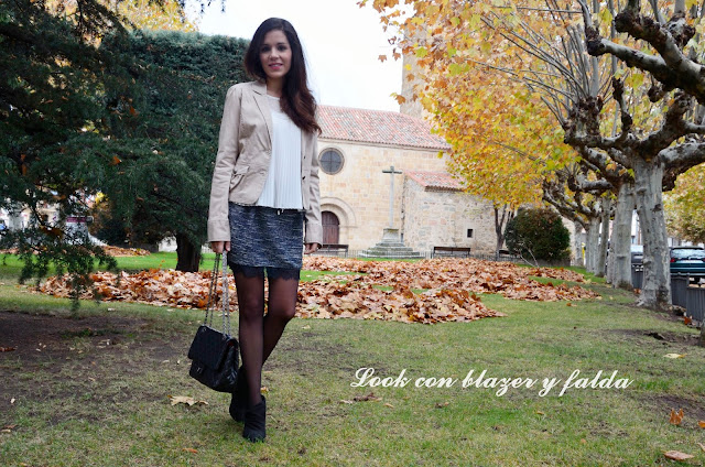 look-blogger-falda-skirt-blazer-blouse-blusa