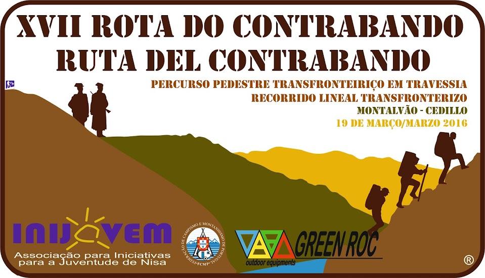 XVII ROTA DO CONTRABANDO - RUTA DEL CONTRABANDO
