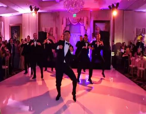 عريس إيراني يهدي رقصات لعروسه ويحصد قرابة 8 ملايين