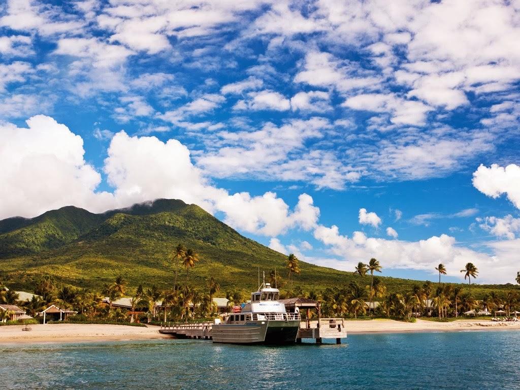 Nevis Beach