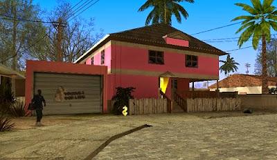 Permalink ke Mod GTA TRILC Pink House Rose Pink
